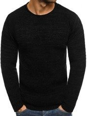 BREEZY 9022 Men's Jumper - Black