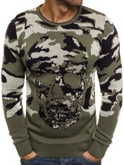 BREEZY 9030 Men's Jumper - Green