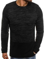 BREEZY B9019S Men's Jumper - Black
