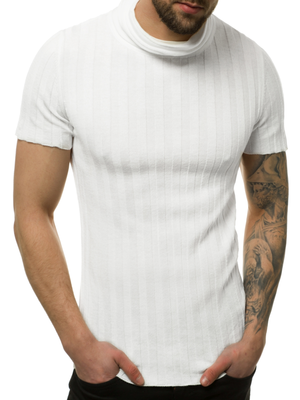 Men's Jumper - White OZONEE L/2294