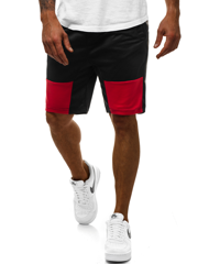 Men's Shorts - Black OZONEE JS/81020