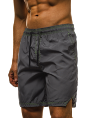 Men's Shorts - Dark grey OZONEE MHM/383