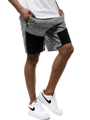 Men's Shorts - Grey JS/KS2512