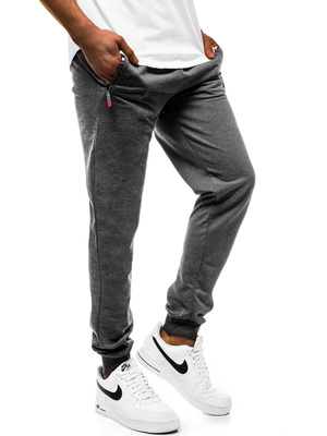 Men's Sweatpants - Dark Grey JS/XW032S