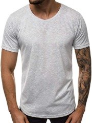 Men's T-Shirt - Grey OZONEE B/181590