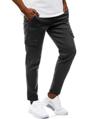 OZONEE B/7168 Men's Jeans - Dark grey