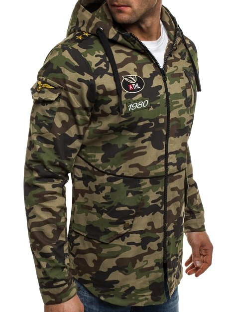 ATHLETIC 782 Men's Jacket - Camo