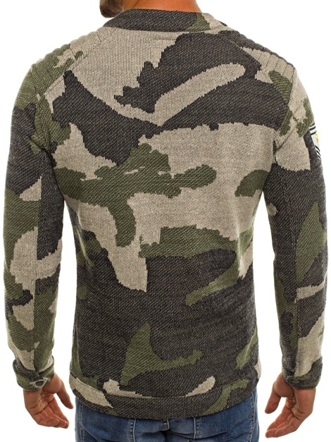 ATHLETIC 895 Men's Sweatshirt - Green