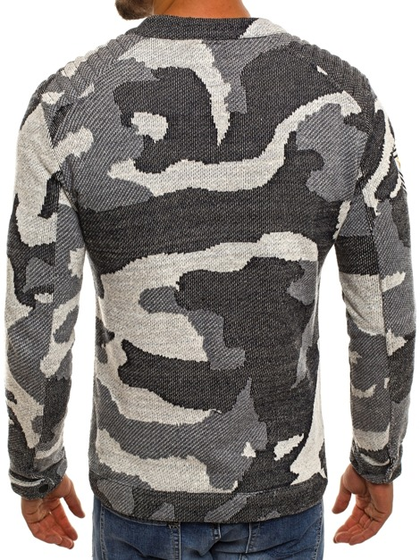 ATHLETIC 895 Men's Sweatshirt - Grey
