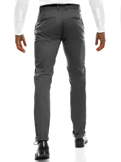 BLACK ROCK 204 Men's Chinos - Dark grey