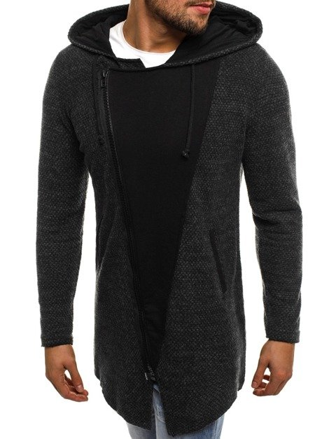 BREEZY 171550 Men's Jumper - Dark grey