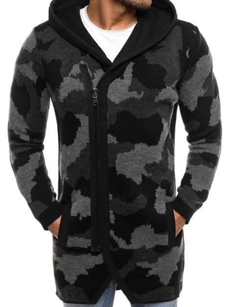 BREEZY B9020S Men's Jumper - Black