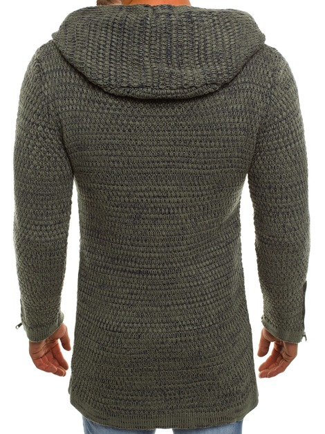 BREEZY B9025S Men's Jumper - Khaki