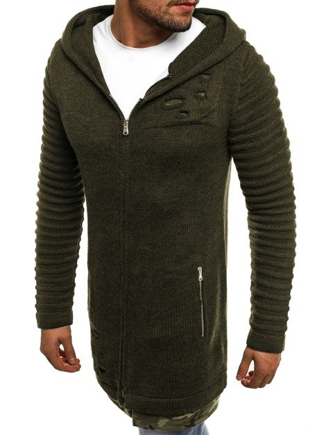 BREEZY B9029S Men's Jumper - Green