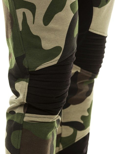 CATCH 878 Men's Sweatpants - Green