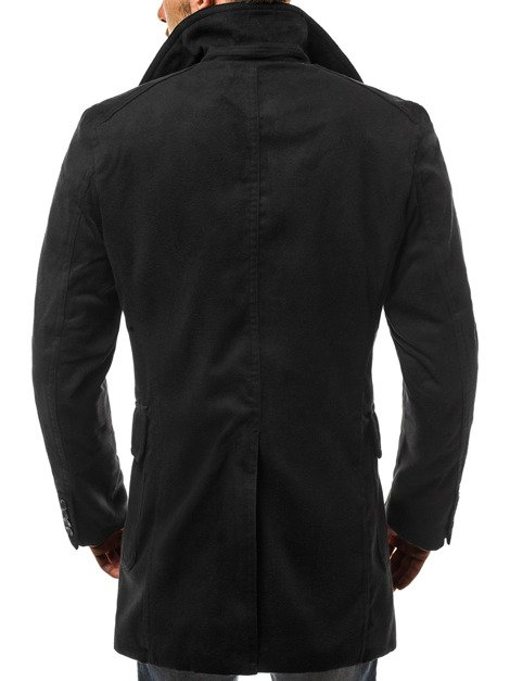 J.BOYZ 1048 Men's Coat - Black