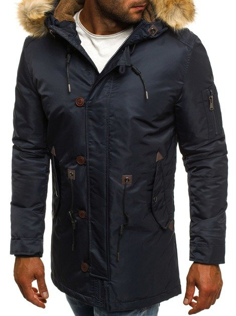 J.BOYZ 1049 Men's Jacket - Navy blue