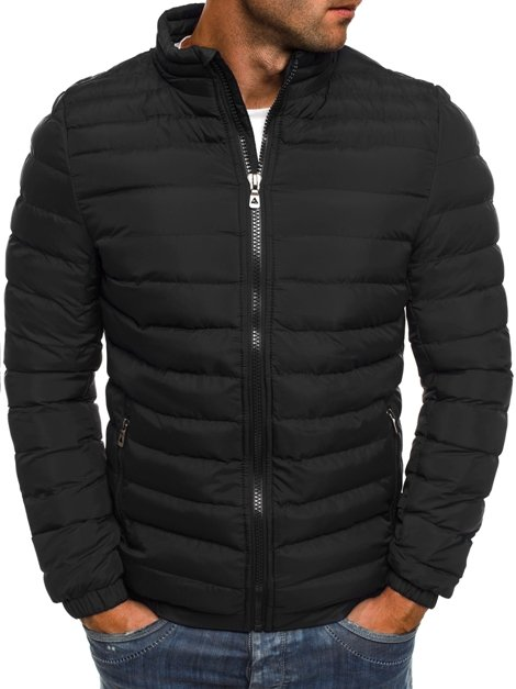 J.BOYZ X1008K Men's Jacket - Black