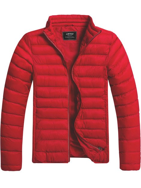 J.STYLE 505 Men's Jacket - Red