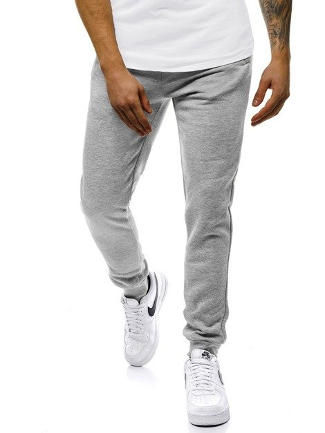 J.STYLE AK11 Men's Sweatpants - Grey