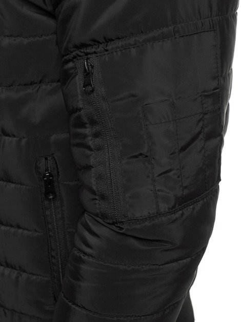 J.STYLE AK84 Men's Jacket - Black