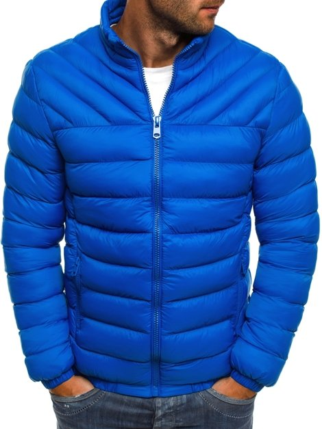 J.STYLE X516K Men's Jacket - Blue