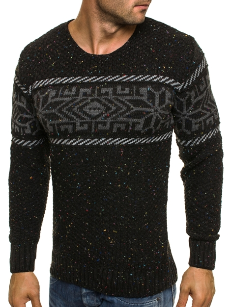 MADMEXT 1558 Men's Jumper - Black
