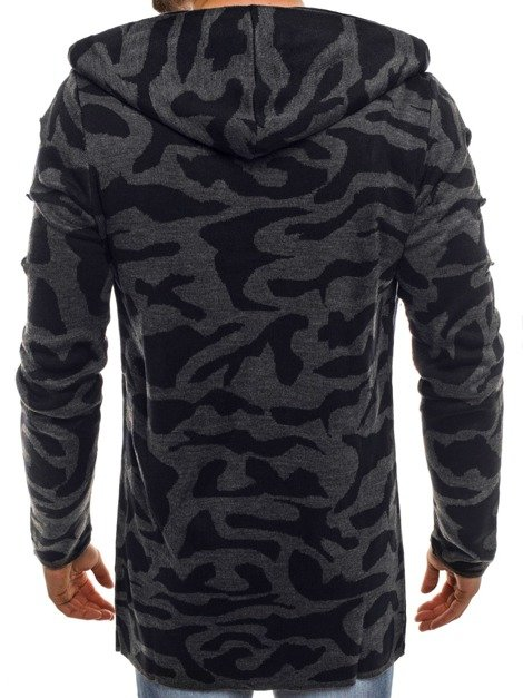 MADMEXT 2117S Men's Jumper - Dark grey