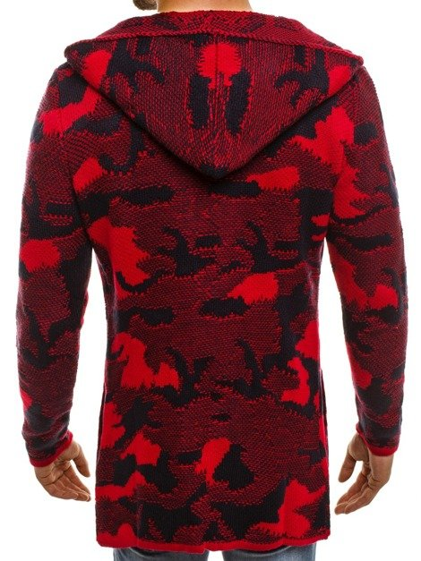 MADMEXT 2179S Men's Jumper - Red