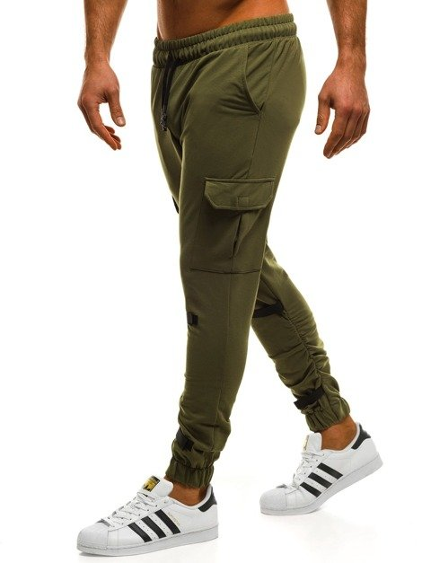 MECHANICH 2005 Men's Sweatpants - Khaki