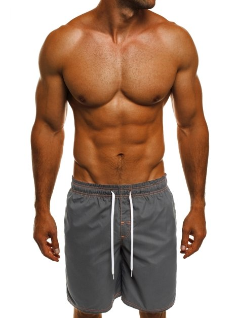 MHM 245 Men's Shorts - Dark grey