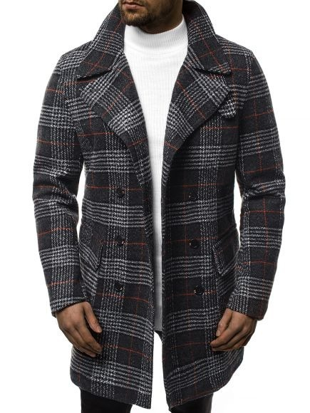 Men's Coat - OZONEE JB/JP1116Z
