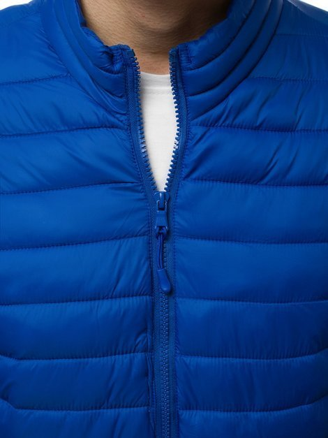 Men's Jacket - Blue OZONEE JS/LY33