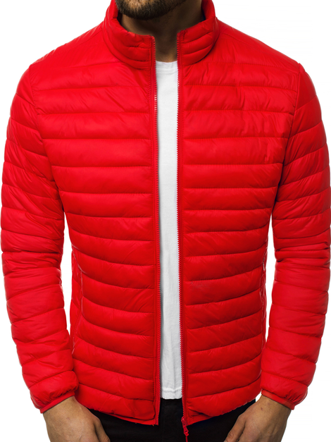 Men's Jacket - Red OZONEE JS/LY33