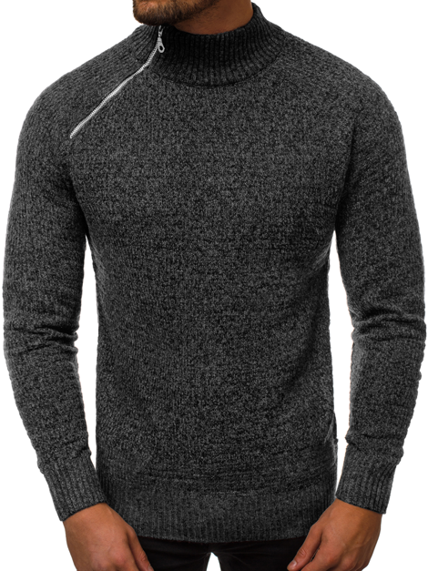 Men's Jumper - Anthracite OZONEE HR/1938S