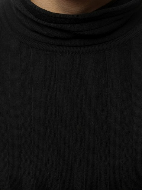 Men's Jumper - Black OZONEE L/2294Z