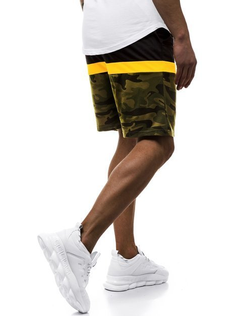 Men's Shorts - Green JS/KK300157