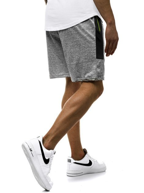 Men's Shorts - Grey JS/KS2514