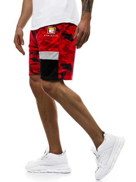 Men's Shorts - Red JS/KK300160