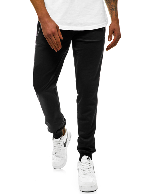 Men's Sweatpants - Black JS/XW006S