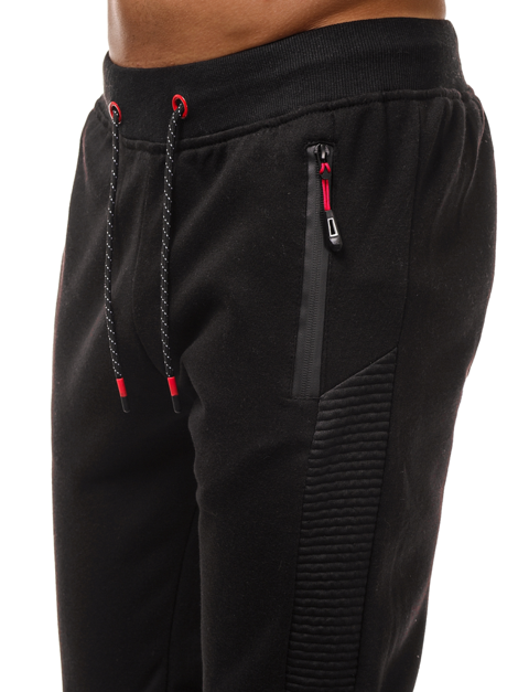 Men's Sweatpants - Black OZONEE JS/AM52