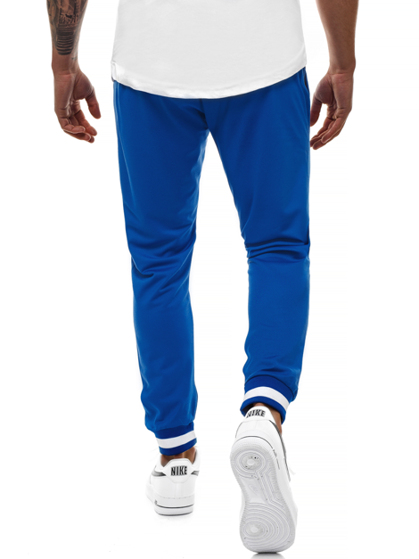 Men's Sweatpants - Blue OZONEE A/2134