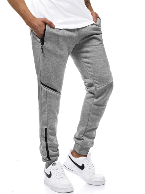 Men's Sweatpants - Grey OZONEE JS/AM53