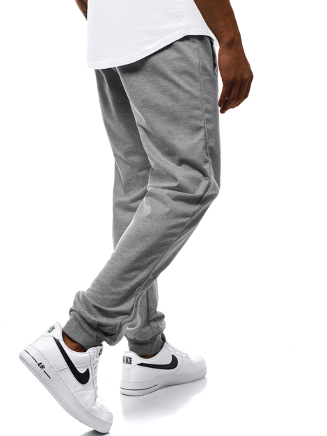 Men's Sweatpants - Grey OZONEE JS/HH02