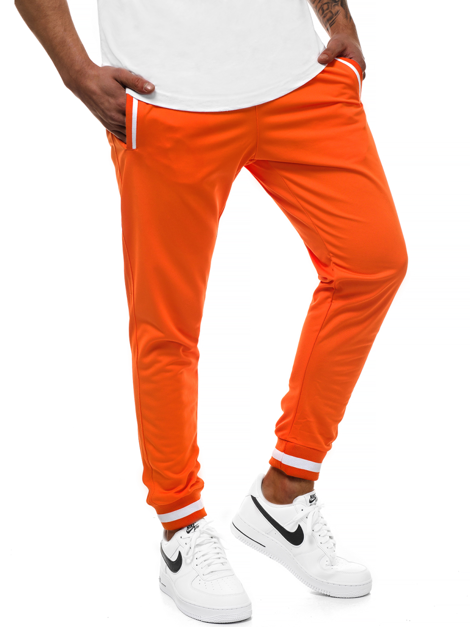 Men's Sweatpants - Orange OZONEE A/2134