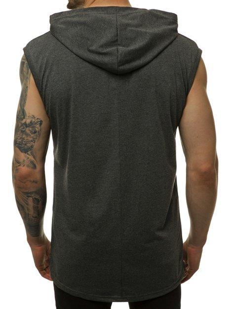 Men's Tank Top - Anthracite OZONEE MACH/M1211