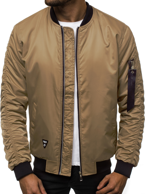 NATURE 5021/18 Men's Jacket - Beige