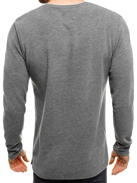 NORTHIST 543 Men's Sweatshirt - Dark grey