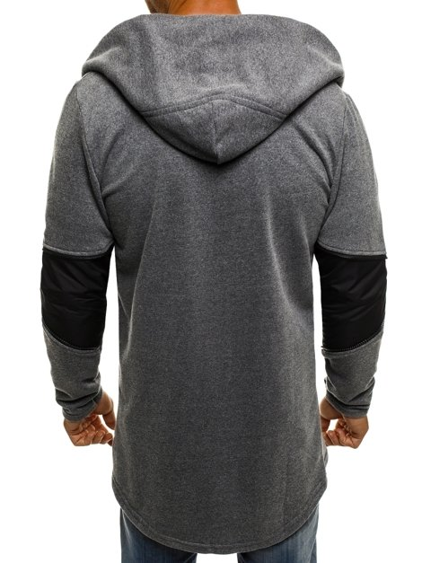 NORTHIST 545 Men's Sweatshirt - Dark grey