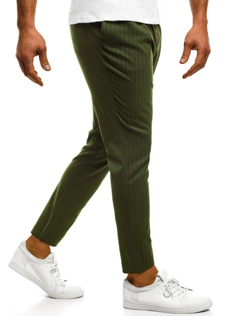 OZONEE B/2005 Men's Trousers - Green